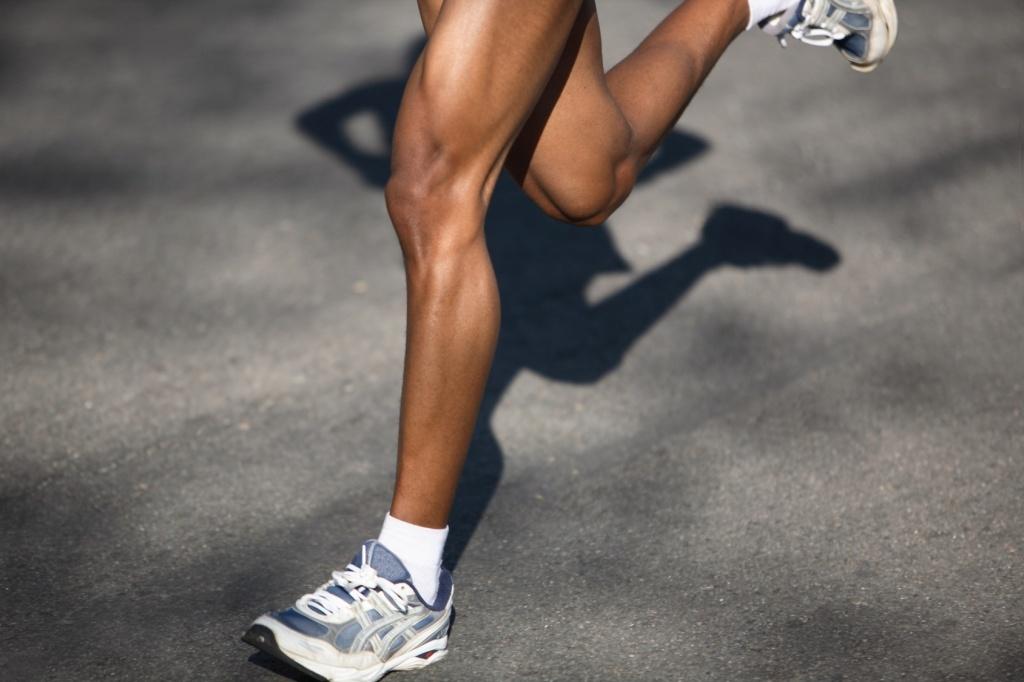 картинка убегающих ног успешно прошел